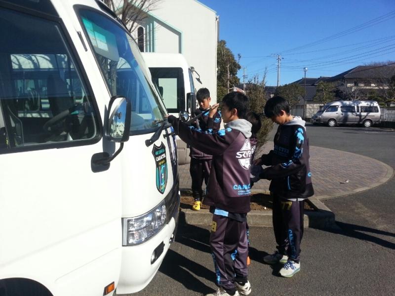 1/3(土)U13波崎グリーンフェスティバル1日目