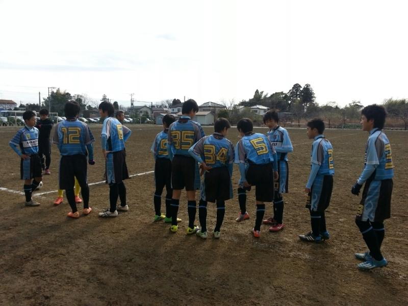 2/8(日) U14大網サッカーフェスティバル予選リーグ