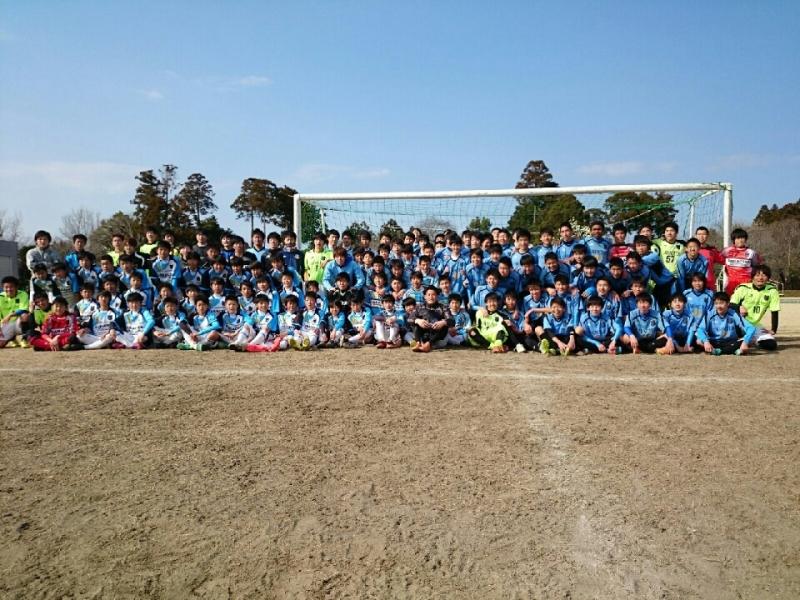 平成26年度 第10期生卒団記念式&卒団記念試合