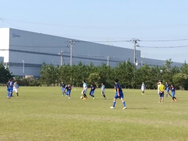 7/11(土)U14トレーニングマッチ