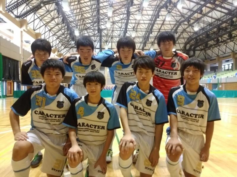 10/24(土)U15全日本フットサル選手権千葉県予選2次リーグ