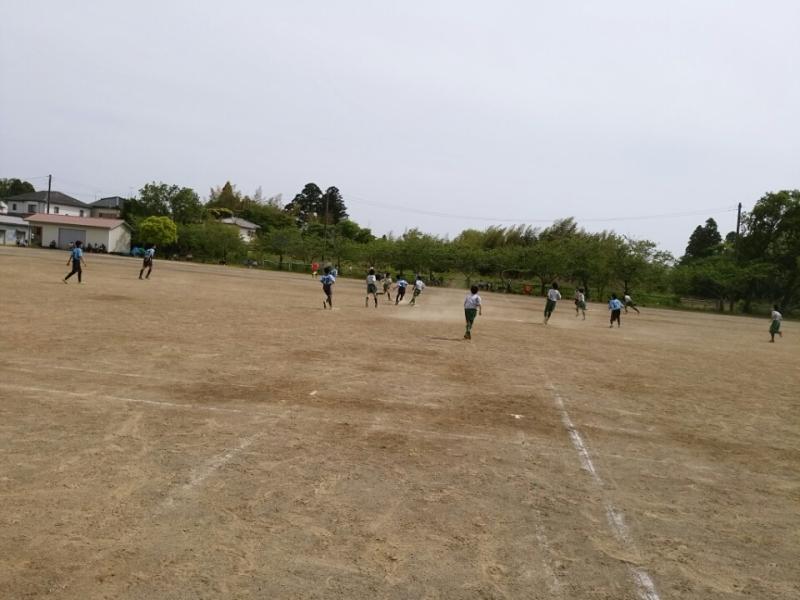5/8(日)U13トレーニングマッチ