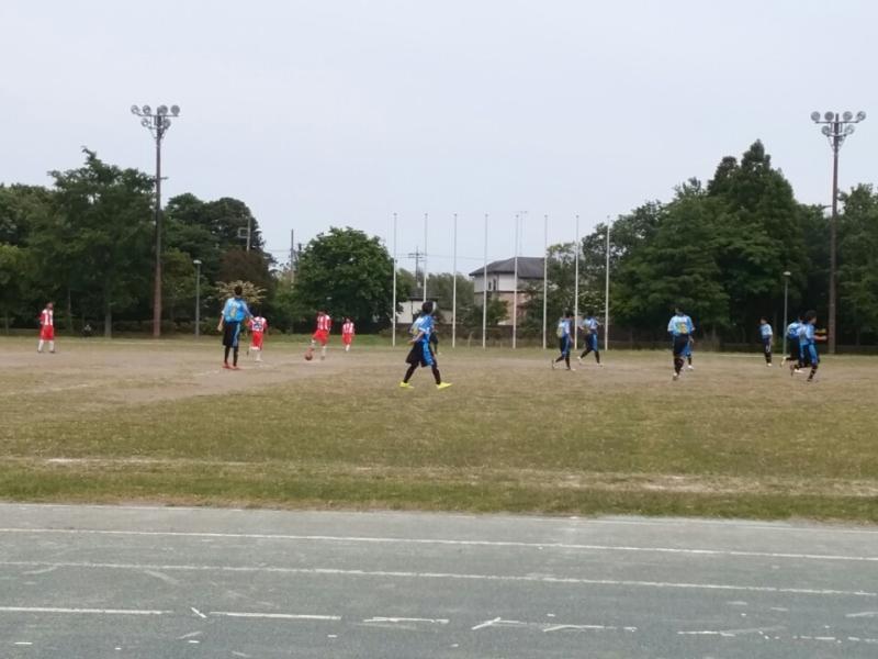 6/4(土)U13トレーニングマッチ