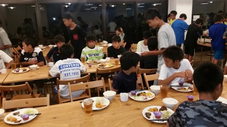 8/8(月)U14英語×ダンス×サッカーキャンプ合宿 その6