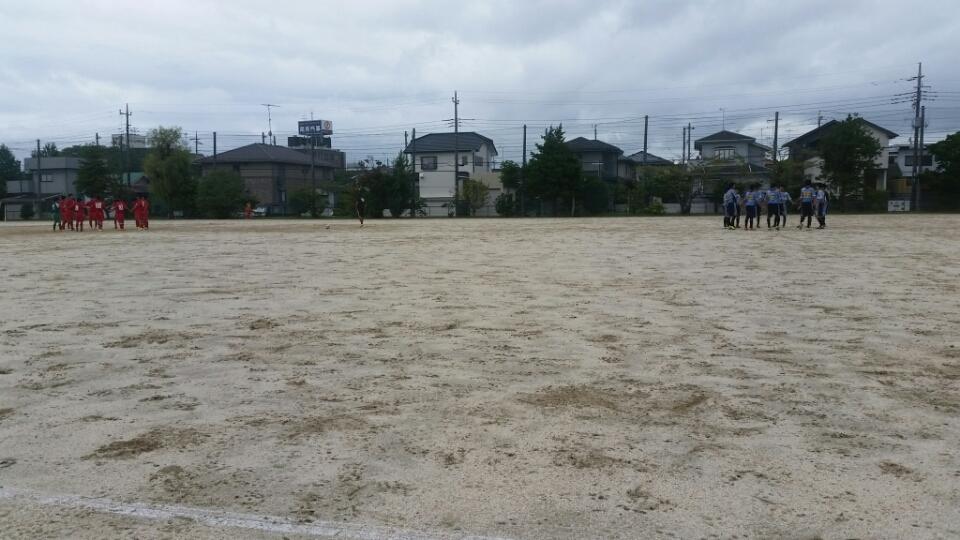 8/23(火)U15トレーニングマッチ