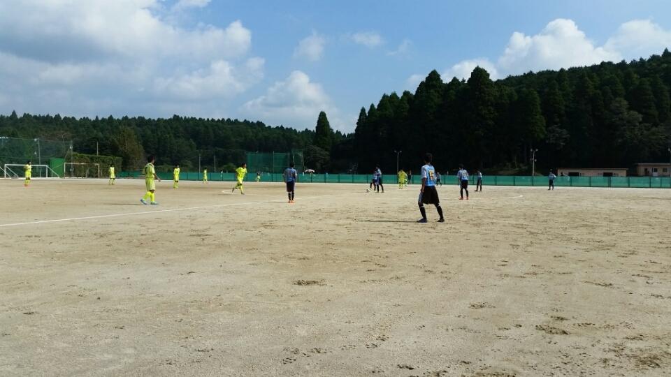9/17(日)U15トレーニングマッチ