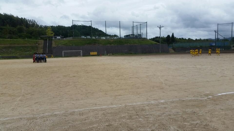 9/18(日)U15トレーニングマッチ