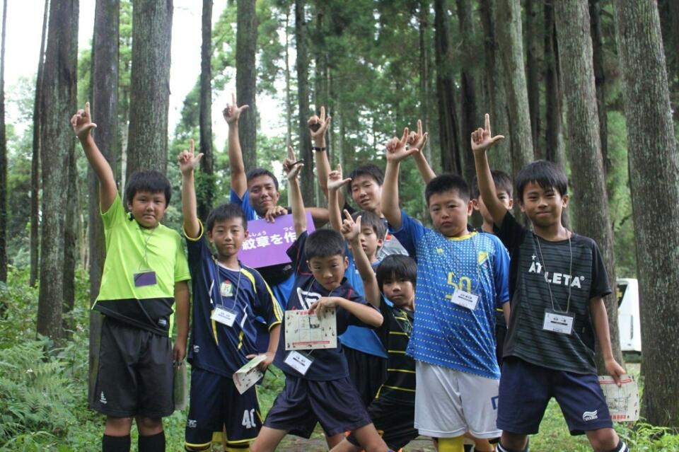 スクール生対象 ひらめきキャンプ-1日目