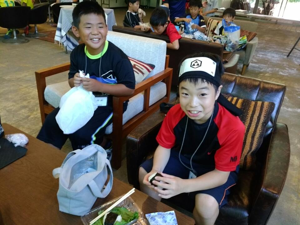 低学年スクール生対象 ひらめきキャンプ-1日目