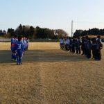 3/11(土)U14トレーニングマッチ