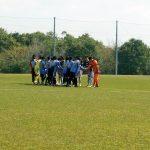 4/4(火)U15トレーニングマッチ
