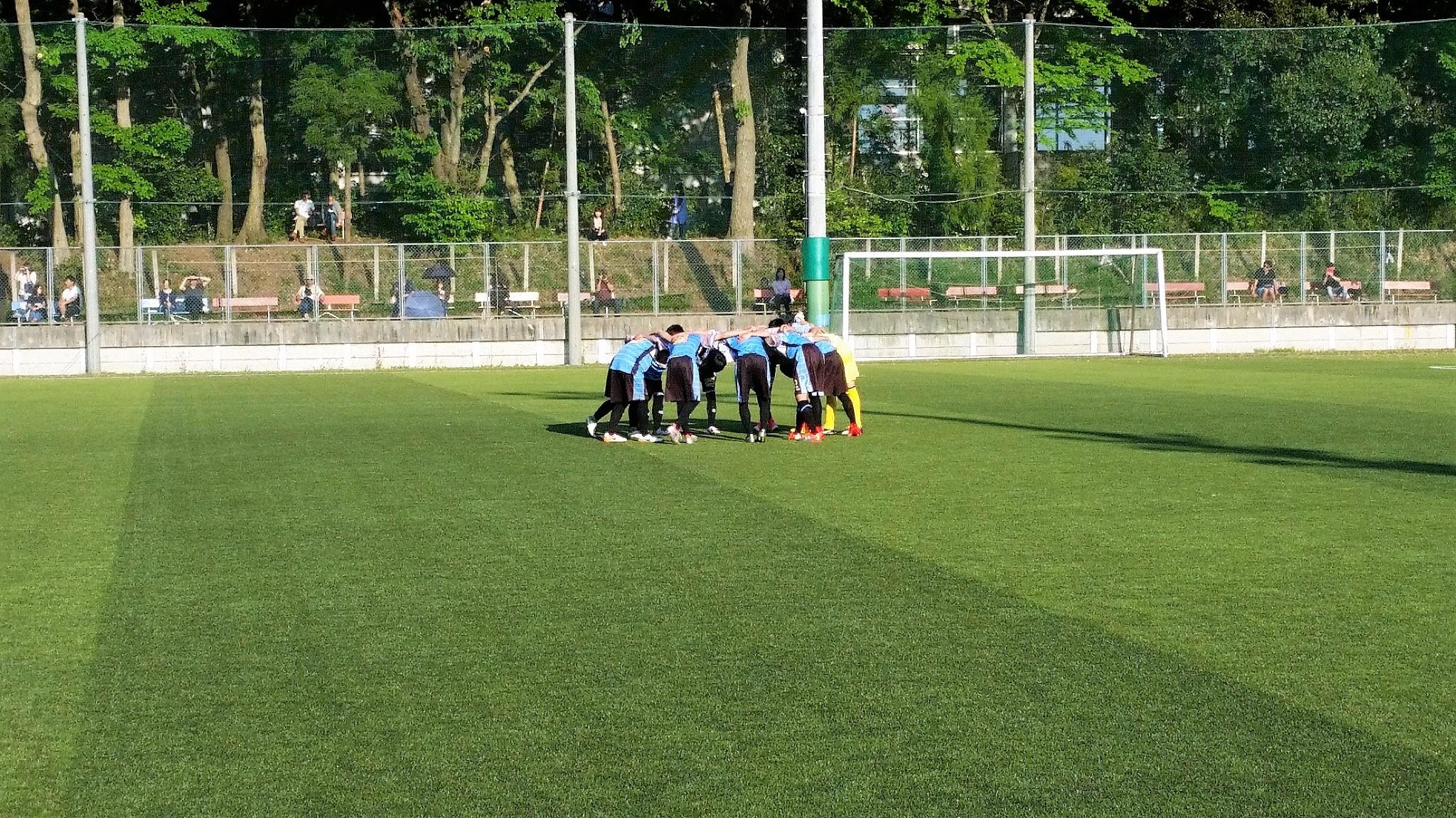 5/5(金)U15CY選手権決勝T2回戦