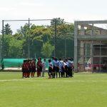 5/6(土)U13トレーニングマッチ