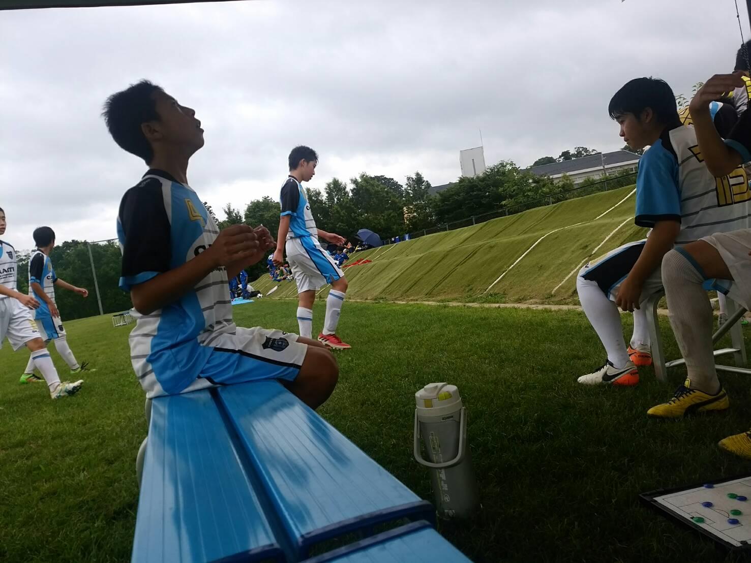 7/1(土)U15トレーニングマッチ