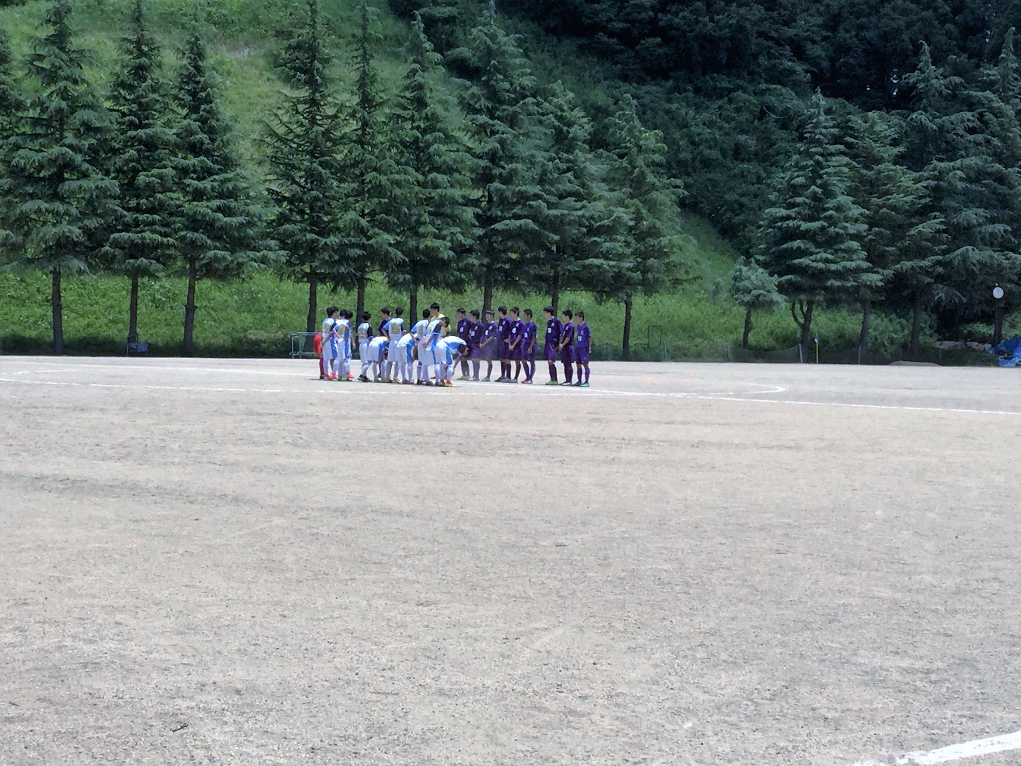 7/8(土)U15トレーニングマッチ