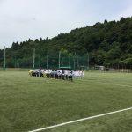 7/16(日)U15トレーニングマッチ