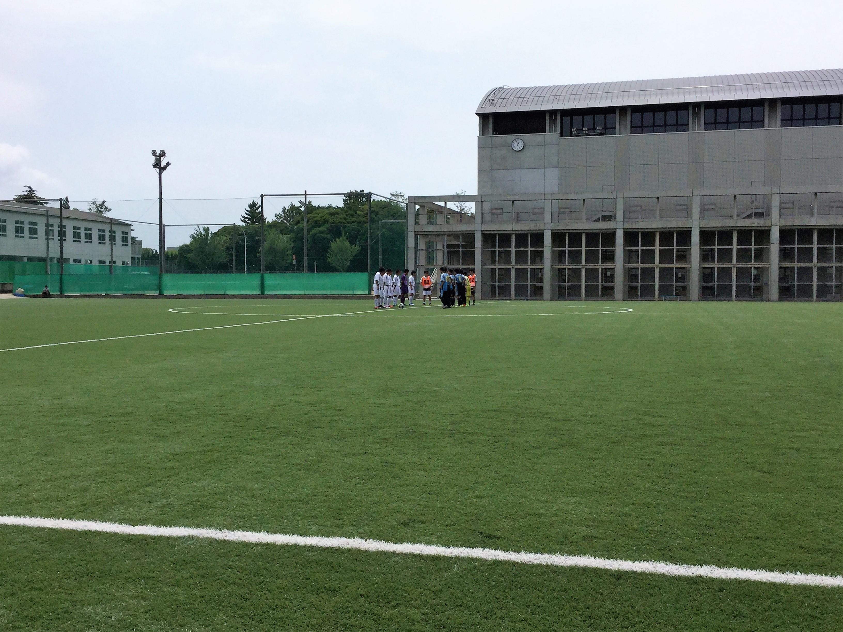 7/25(火)U15トレーニングマッチ