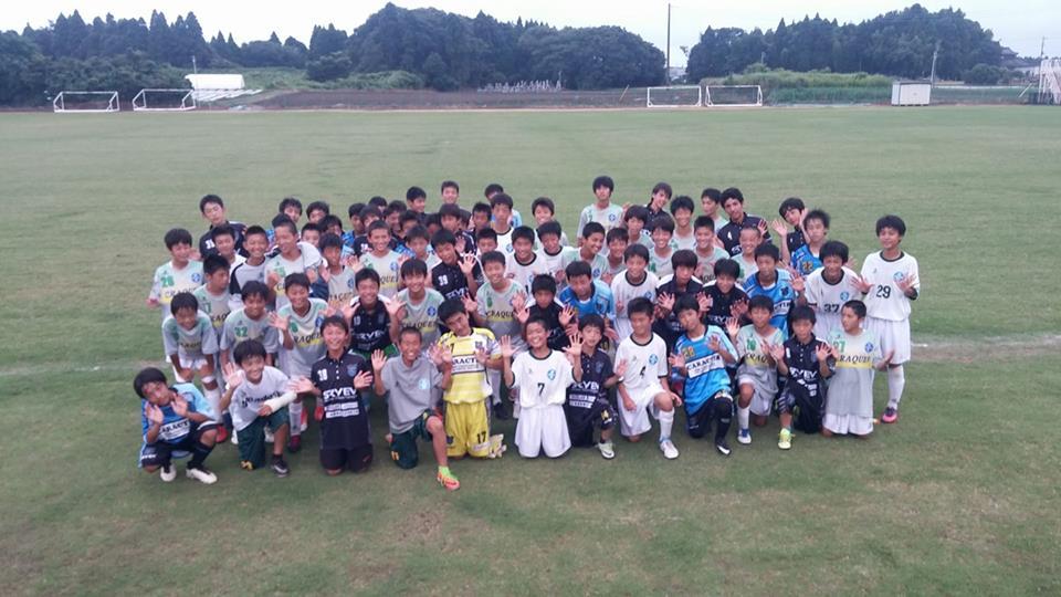 7/29(土)U13トレーニングマッチ
