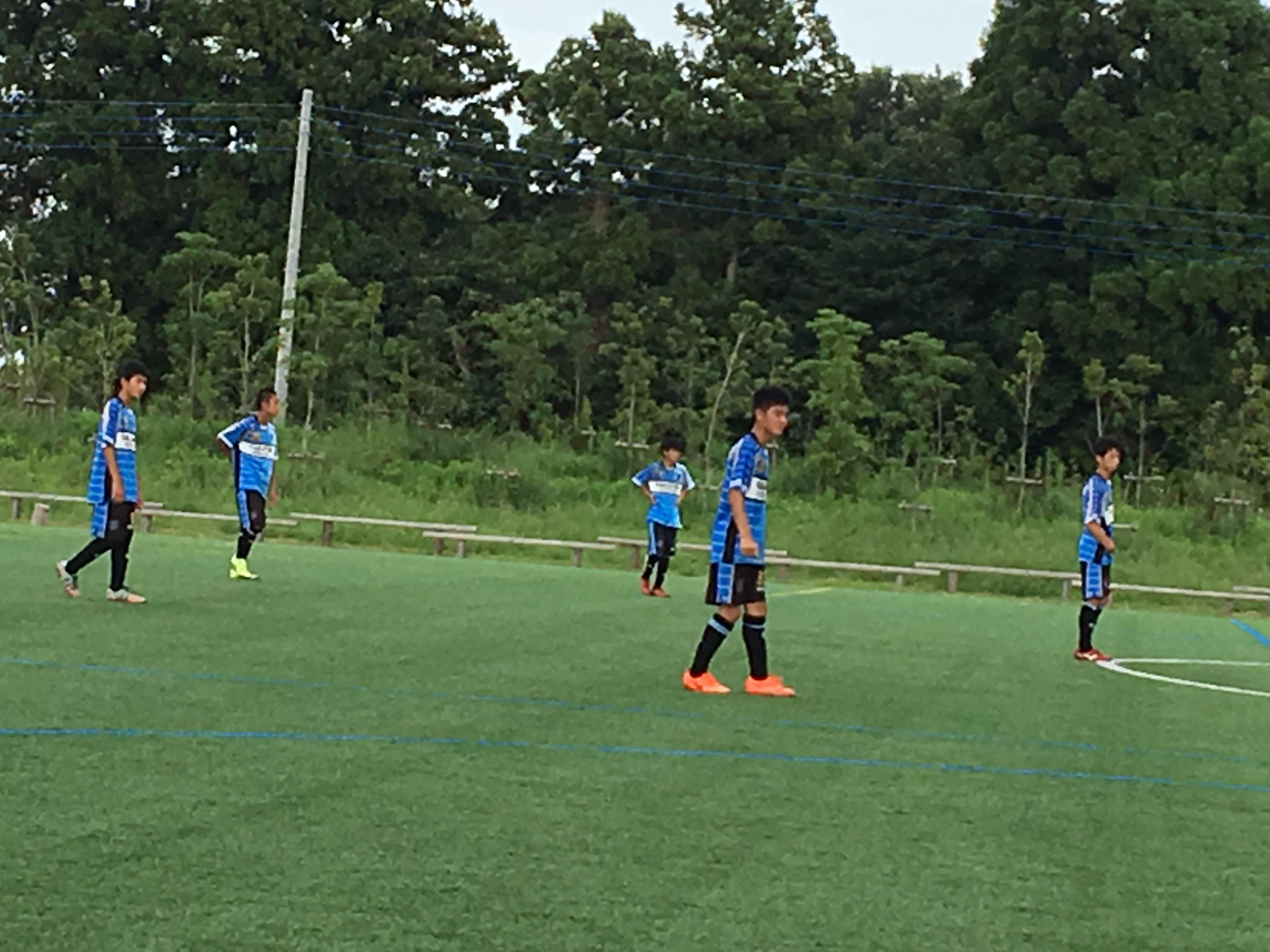 8/23   U14トレーニングマッチ