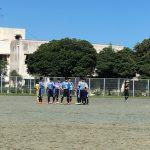 9/18 (月) U14   クラブU14リーグ  第4節