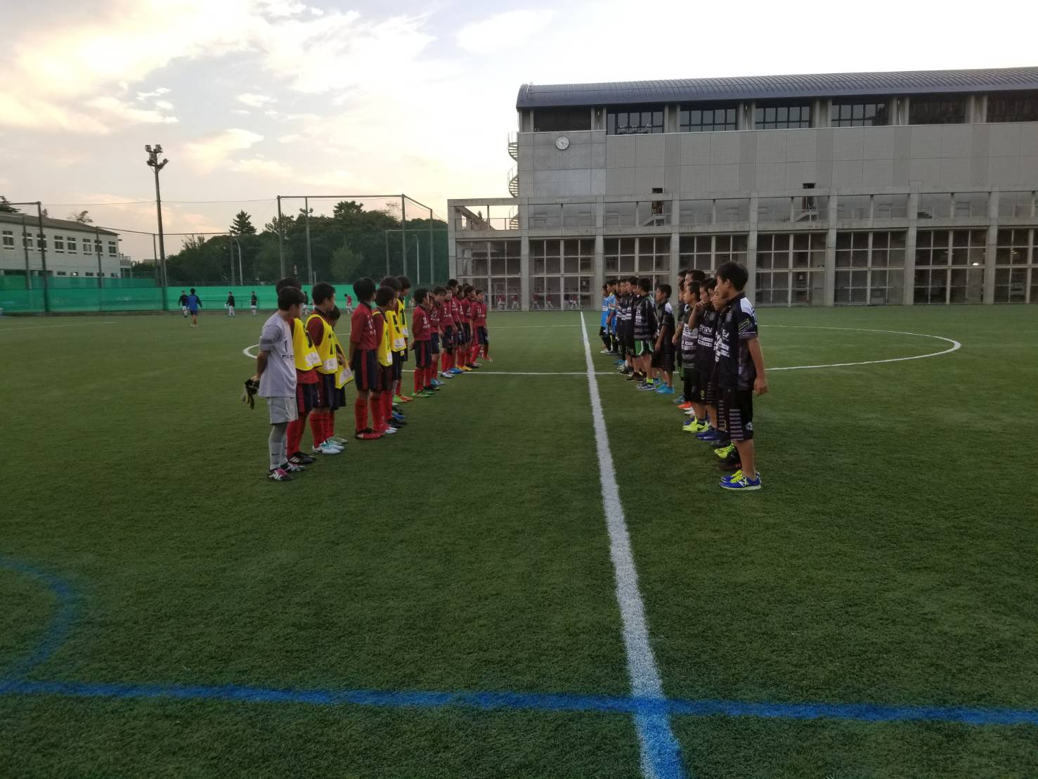 9/30(土)U13トレーニングマッチ