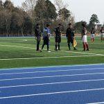 11月4日クラブU14リーグ下位リーグ2ndステージ第1節