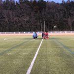 1/13(土)U14トレーニングマッチ