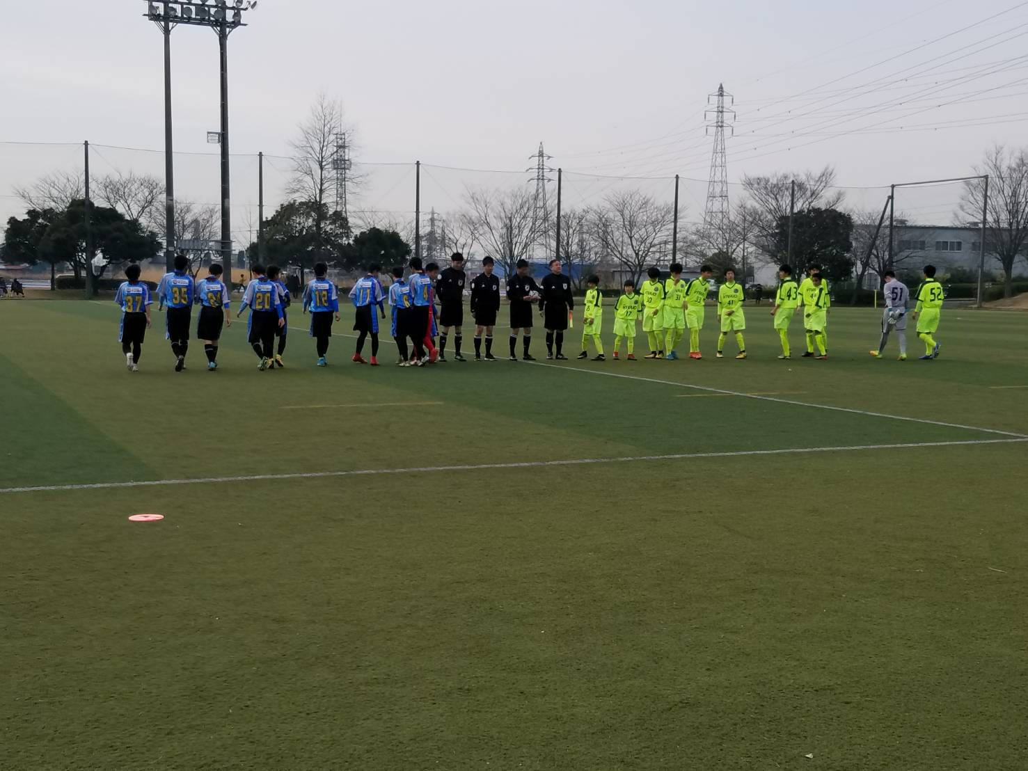 U13選手権県大会準々決勝&準決勝