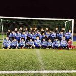 第8回千葉県ユース(U-13)サッカーリーグ2部Aグループ優勝「1部リーグ昇格決定!!」